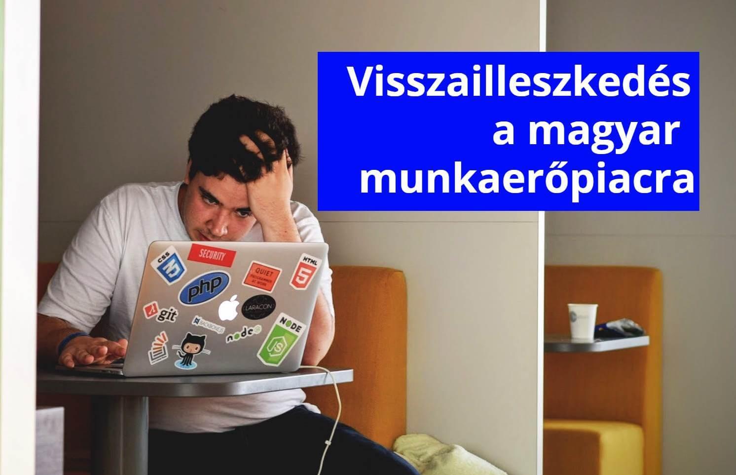 Visszailleszkedés a magyar munkaerőpiacra
